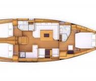 Segelboot Sun Odyssey 479 Yachtcharter in Fajardo