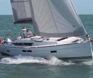 Yacht Sun Odyssey 479 Yachtcharter in Finikas Marina