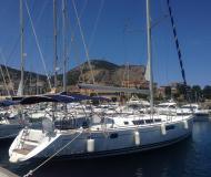 Yacht Sun Odyssey 49i Yachtcharter in Marina Villa Igiea