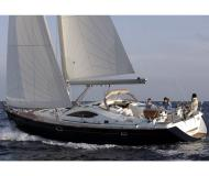 Sailing boat Sun Odyssey 49i for rent in Marina di Arechi