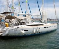 Yacht Sun Odyssey 509 available for charter in Port Lavrio