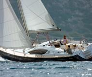 Sailing yacht Sun Odyssey 50DS for rent in Ribishi