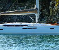 Segelyacht Sun Odyssey 519 Yachtcharter in Puntone