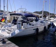 Sail boat Sun Odyssey 54 DS for charter in Marina di Porto Rotondo