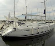 Yacht Sun Odyssey 54 DS available for charter in Marina Mandalina