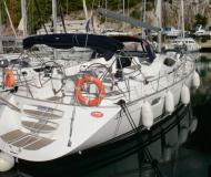 Sailing yacht Sun Odyssey 54 DS available for charter in Vodice