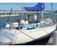 Sailing yacht Swan 39 for hire in Marina di Punta Ala