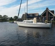 Sailing boat Van de Stadt 27 for rent in Marina Maran