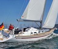 Sailing boat Vilm 41 CR available for charter in Yacht Harbour Breege