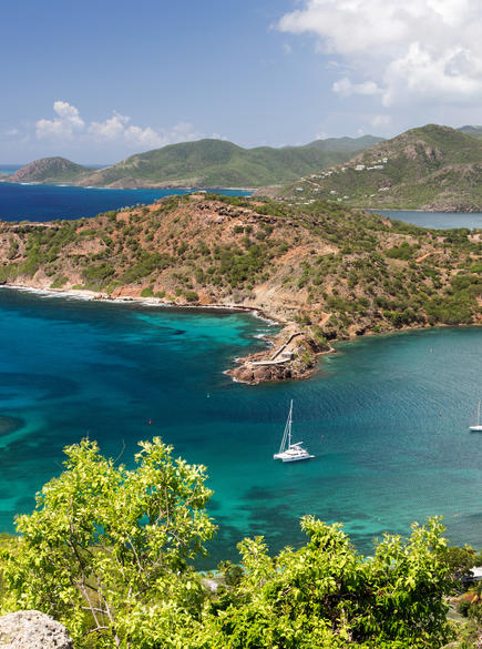 SAILING HOLIDAY IN ANTIGUA AND BARBUDA