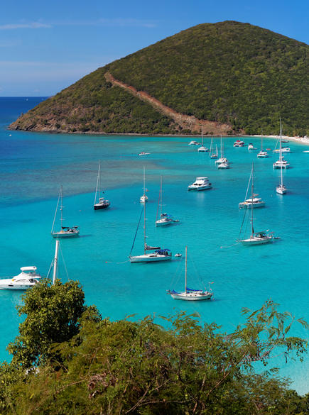 Sailing BVI - Yacht Vacations British Virgin Islands | YACHTICO.com