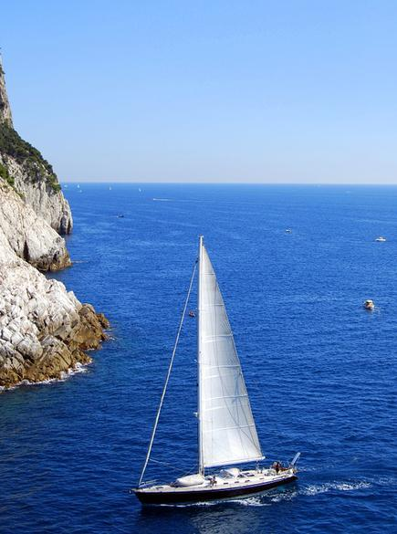 Sailing Vacations in the Mediterranean