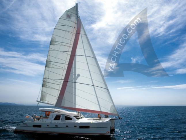 Yacht Catana 50 Yachtcharter in Marina Uturoa