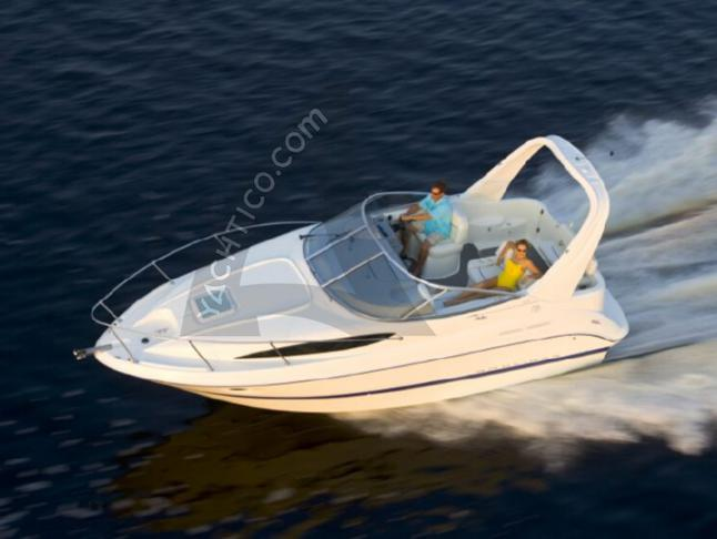 Motoryacht Bayliner 275 Ciera Yachtcharter in Krk