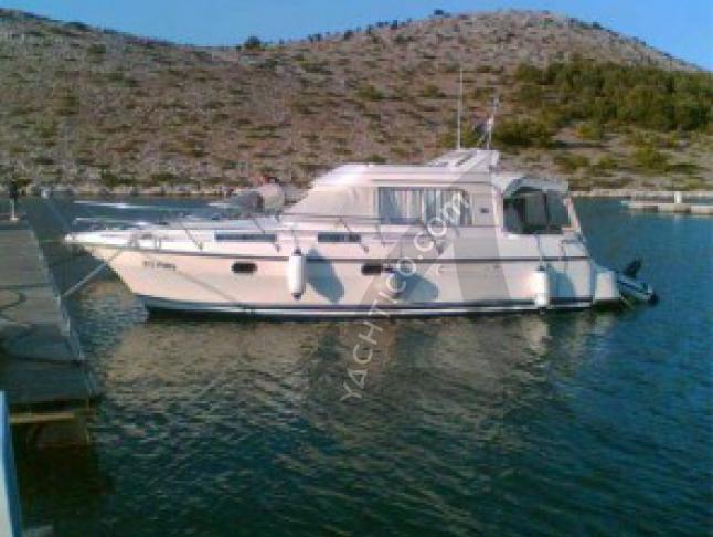 Nimbus 320 Motoryacht Charter Zadar