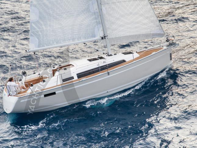 Bareboat Charters Lefkas Bavaria 33 Cruiser