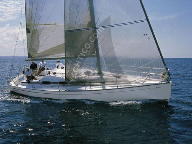 Bavaria 35 Match Segelyacht Charter Murter