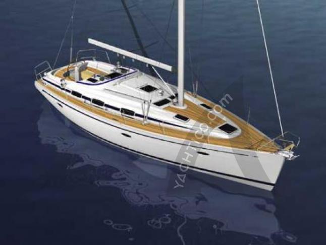 Bavaria 39 Cruiser Segelyacht Charter Piombino