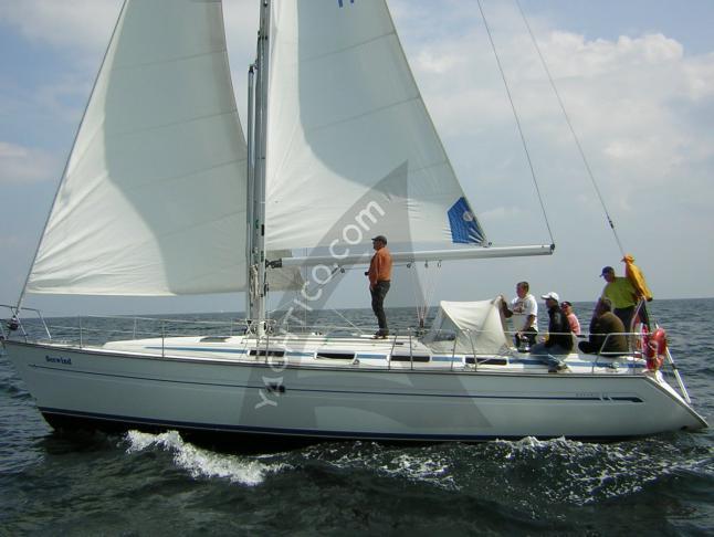 Bavaria 42 Segelboot Charter Bodrum
