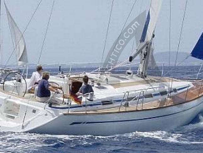 Segelboot Bavaria 44 Yachtcharter in Alghero
