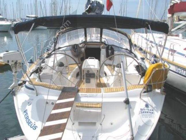 Bavaria 44 Segelyacht Charter Puntone