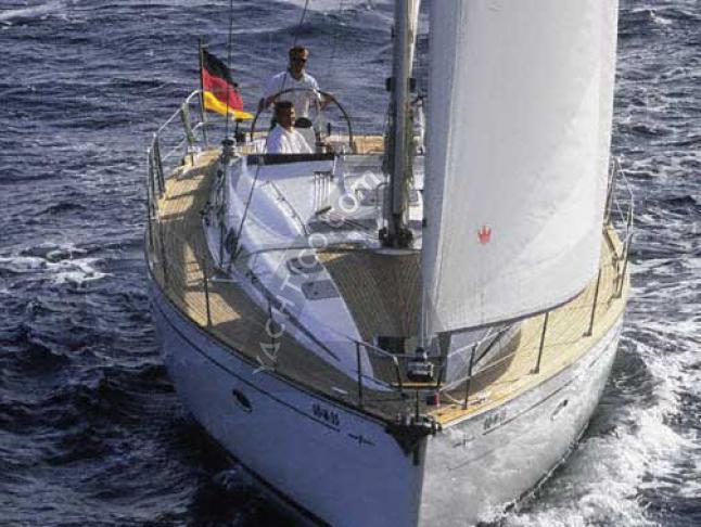 Bavaria 46 Segelyacht Charter Cannigione