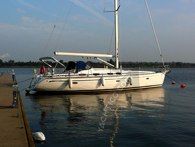 Segelboot Bavaria 46 Cruiser Yachtcharter in Rostocker Stadthafen