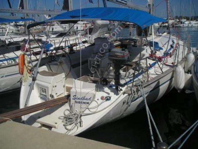 Bavaria 47 Segelboot Charter Murter