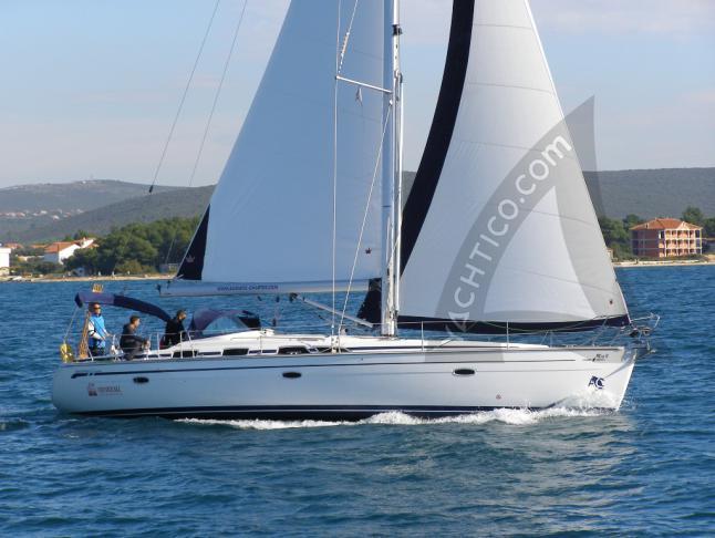 Segelboot Bavaria 47 Cruiser Yachtcharter in Marina Dalmacija