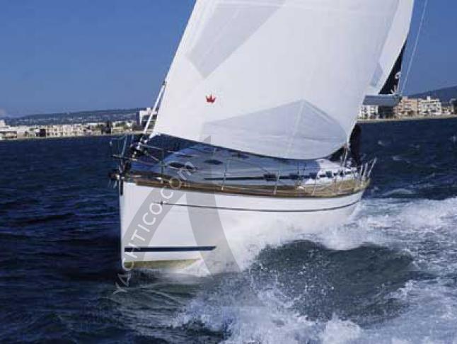 Bavaria 49 Segelyacht Charter Bodrum