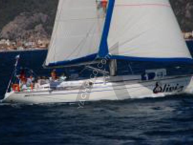 Bavaria 49 Segelyacht Charter Marmaris