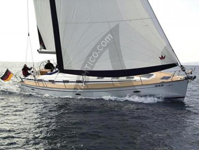 Bavaria 50 Cruiser Segelboot Charter Palermo