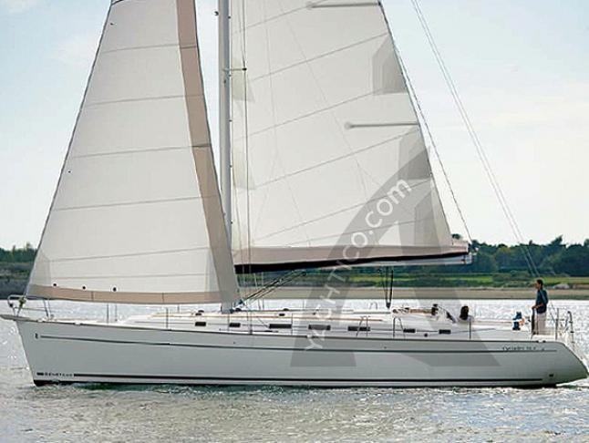 Segelboot Cyclades 43.4 Yachtcharter in Marina La Lonja