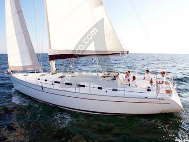 Cyclades 50 Segelyacht Charter Furnari