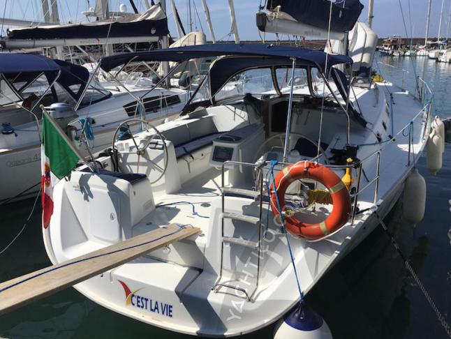Segelboot Cyclades 50.4 chartern in Furnari