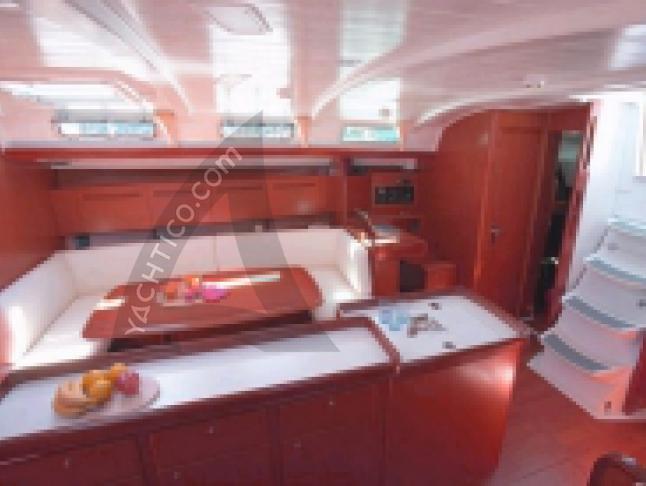 Cyclades 50.5 Segelyacht Charter Thira