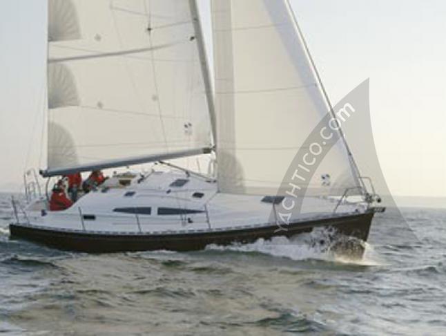 Segelboot Delphia 33.3 chartern in Marina Alboran