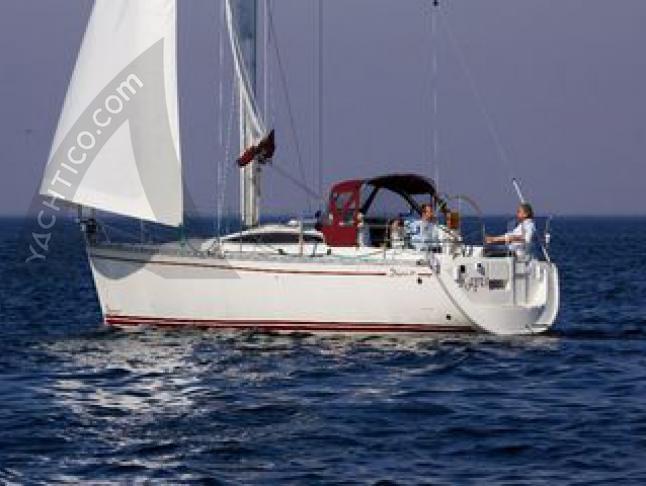 Delphia 37.3 Segelyacht Charter Smogen