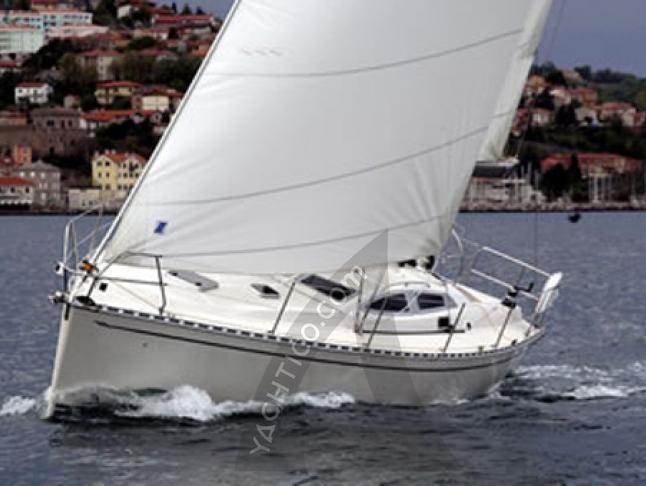 Delphia 40 Sailingboat Charter Palma