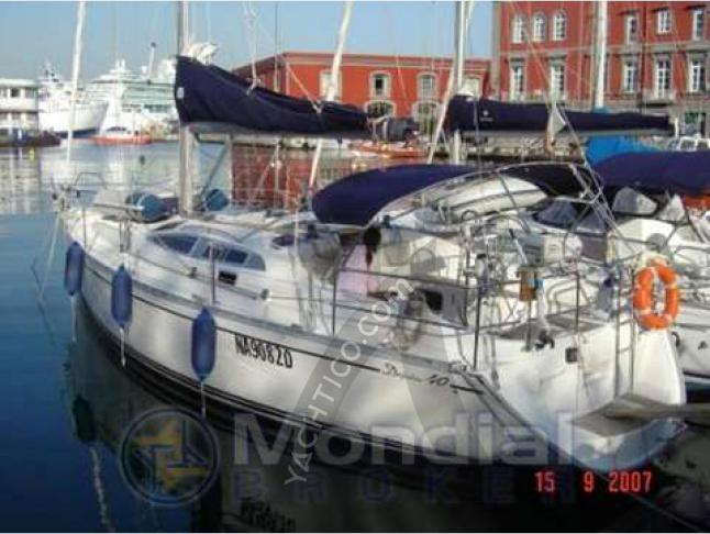 Delphia 40 Segelyacht Charter Neapel