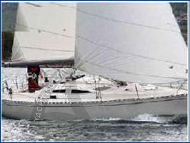 Delphia 40 Segelyacht Charter Palermo