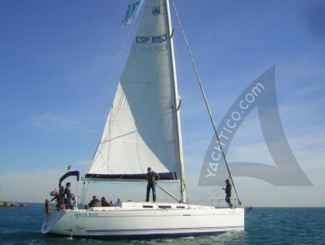 Dufour 40 Segelyacht Charter Alicante