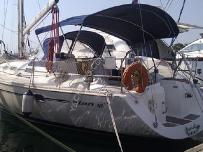 Elan 40 Sailingboat Charter Zadar