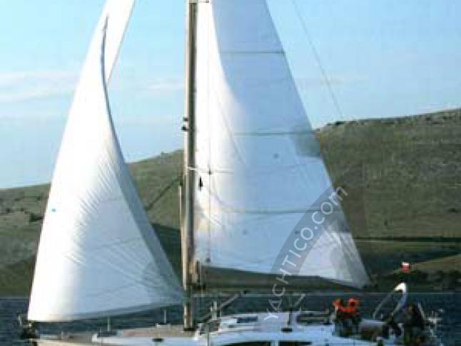 Segelyacht Elan 434 Impression chartern in Puntone