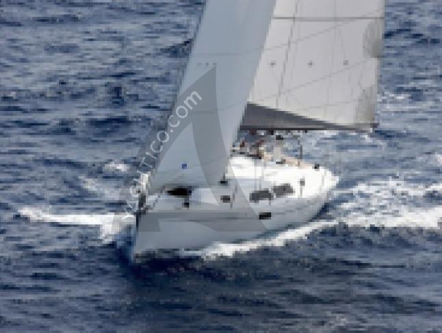 Hanse 370 Segelyacht Charter Marmaris