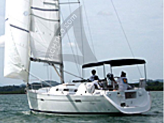 Yacht Oceanis 343 - Sailboat Charter Phuket