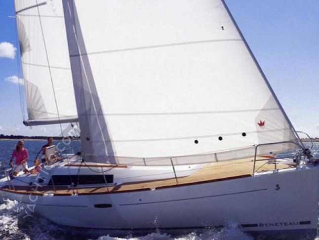 Oceanis 37 Segelboot Charter Hyeres
