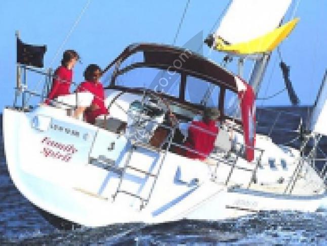 Oceanis 393 Segelyacht Charter Bodrum