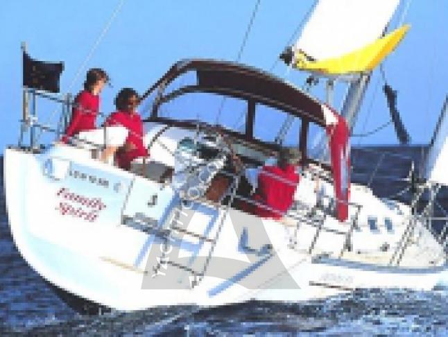 Oceanis 393 Segelboot Charter Marmaris