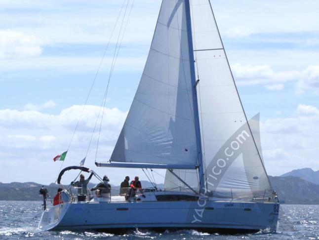 Segelyacht Oceanis 40 Yachtcharter in Portisco